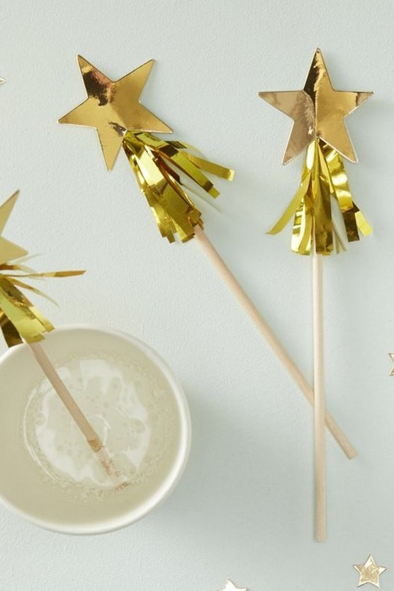 Shooting Star Drink Stirrers