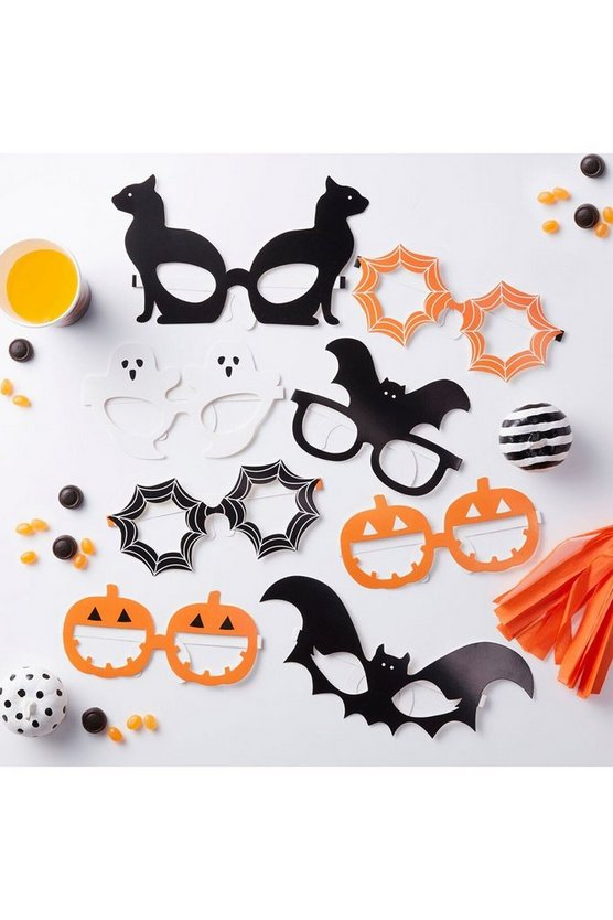 Womens Pumpkin Party Funglasses