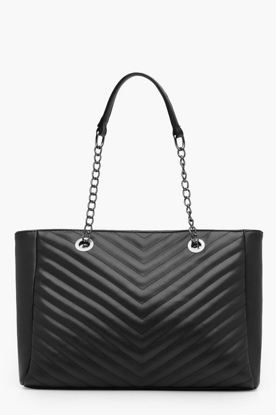 Tanya Quilted Day Bag