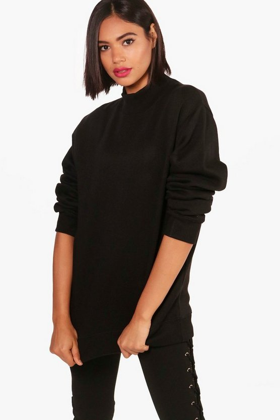 Evelyn Fit Athleisure Oversized Sweat