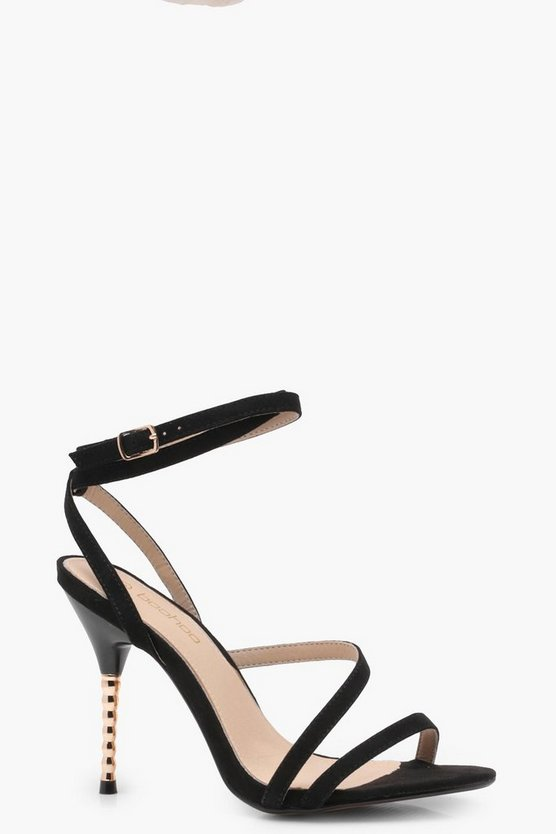 Feature Wrap Strap Heels