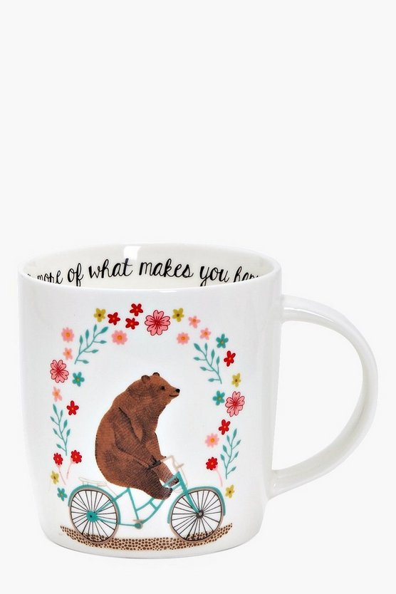 Verity Do What Makes You Happy Mug