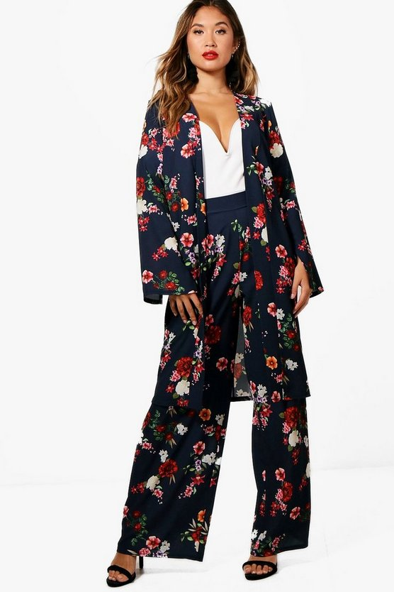 Joanna Floral Duster
