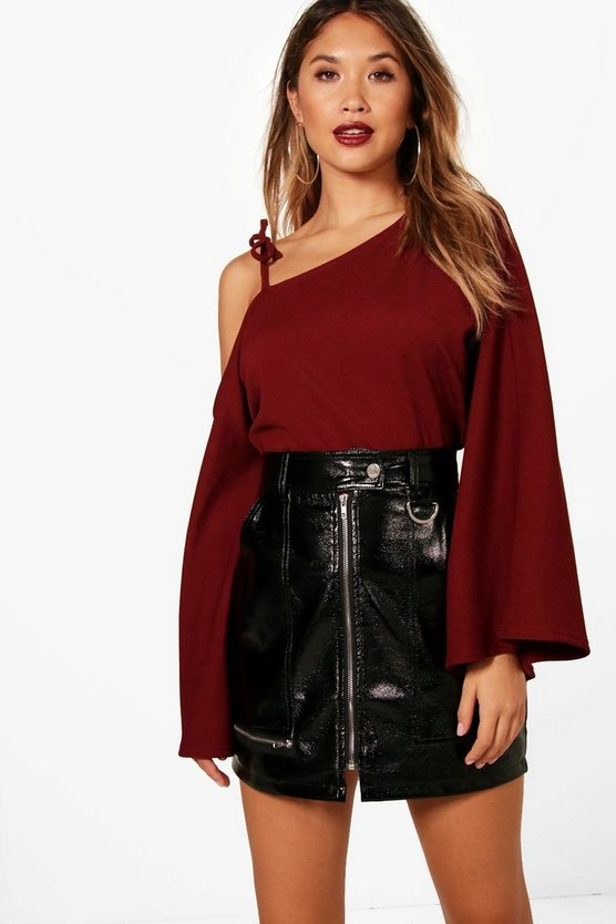 Laura One Shoulder Top
