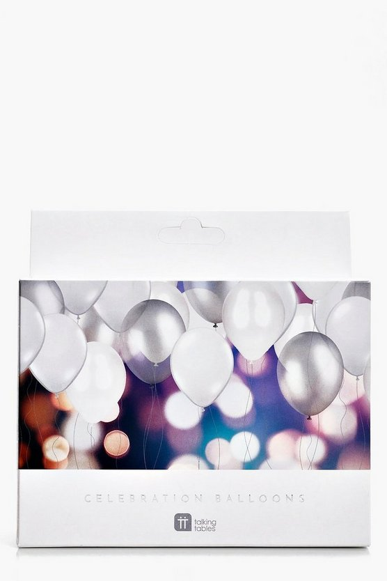 Celebration Balloons Pack Of 30