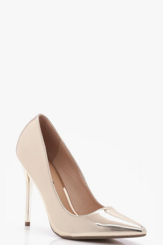Pointed Stiletto Courts