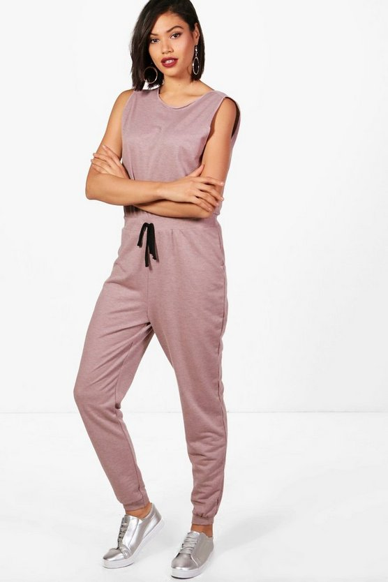 Athleisure Jumpsuit