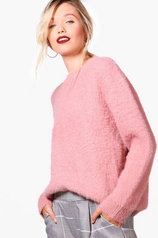 Emma Supersoft Premium Eyelash Jumper