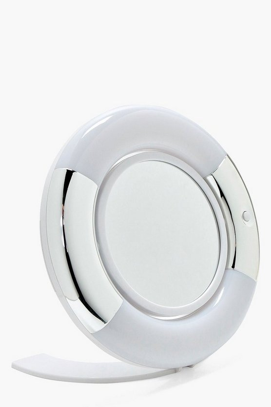 Swivel LED Vanity Mirror