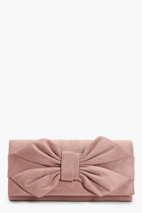 Daisy Bow Clutch