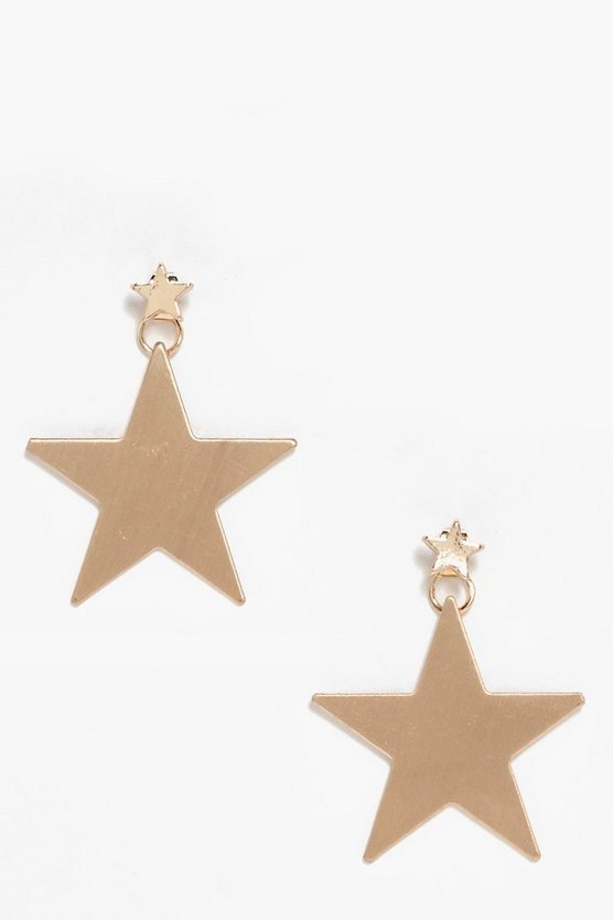 Jenny Stud Star Earrings