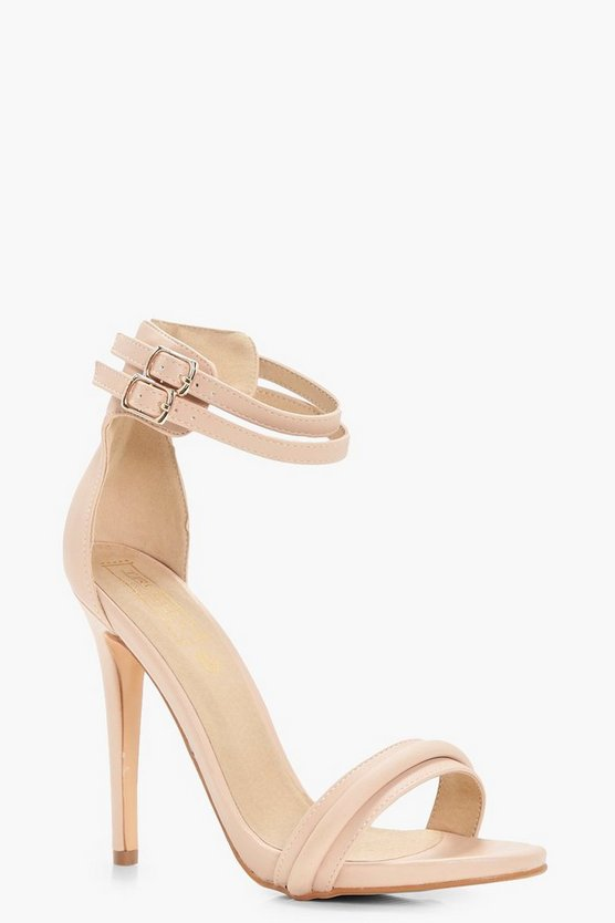 Darcy Double Ankle Band 2 Part Heels