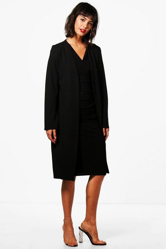 Abigail Wide Sleeve Duster