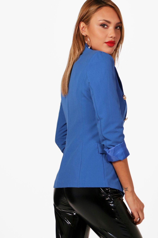 Boohoo-Freya-Military-Style-Blazer-para-Mujer