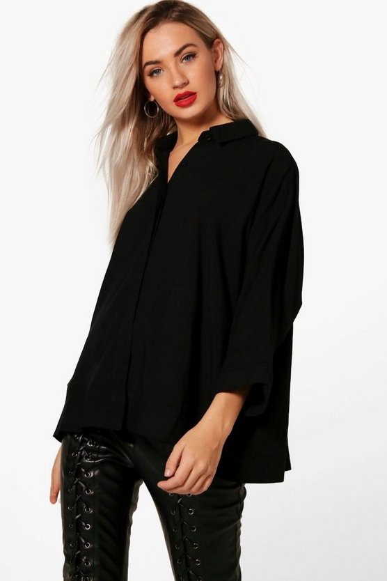 Emily Oversized Swing Shirt