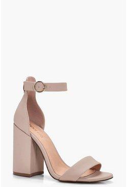 3ba5ebd05dc Block heel sandals