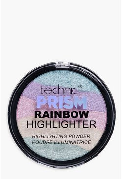 Technic Prism Rainbow Powder, Multi, Donna