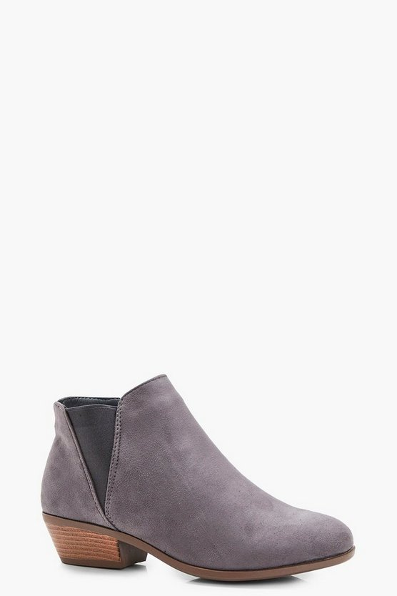 Western Chelsea Ankle Boots