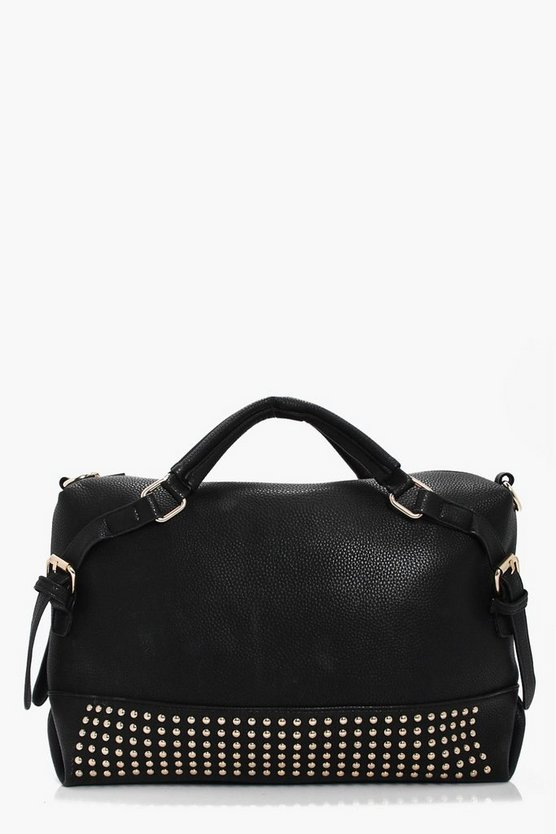Sarah Stud Detail Day Bag