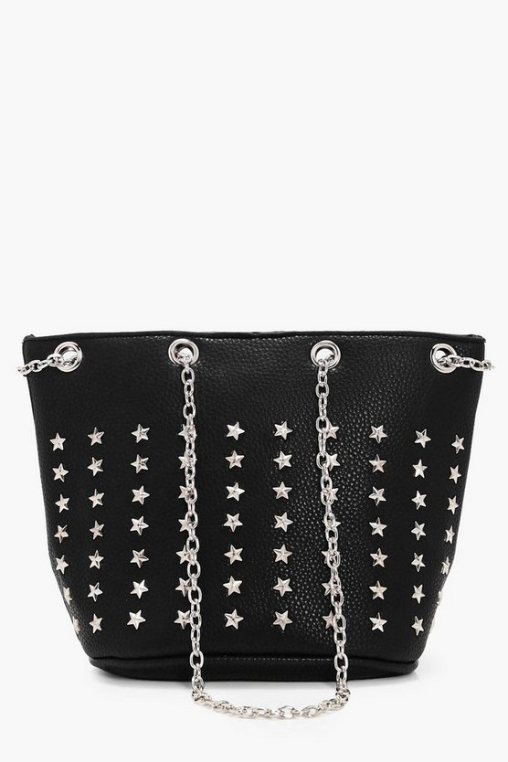 Kerry Star Stud Duffle bag
