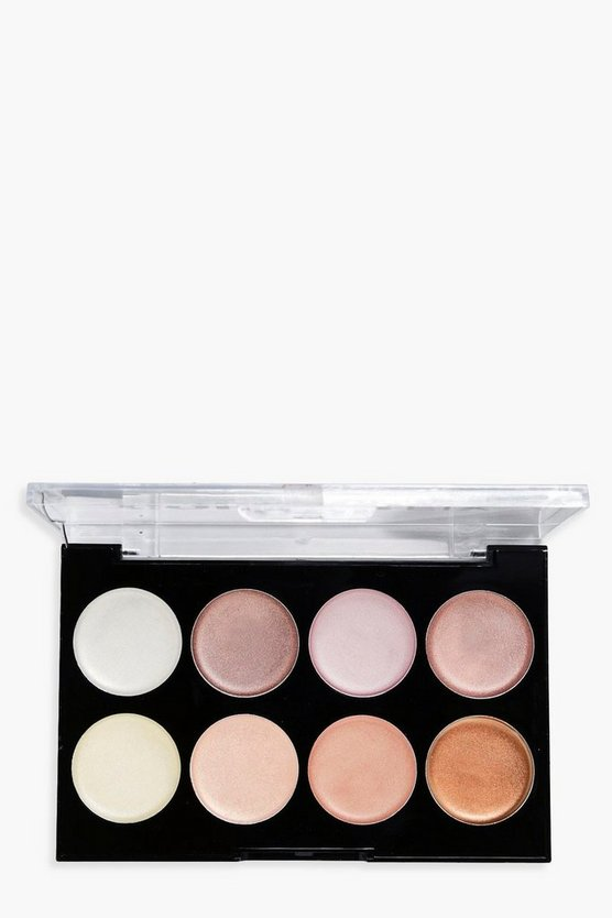 Colour Fix Highlighter Palette Cream