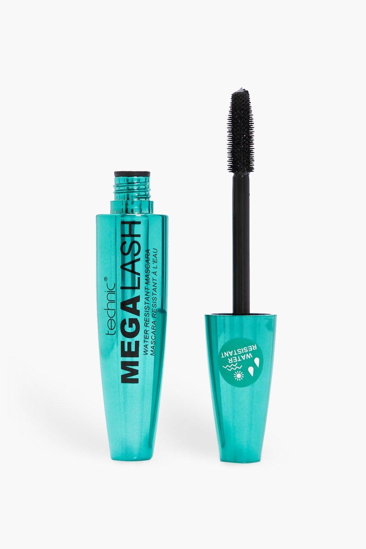 Image of Technic mega mascara resistente all'acqua, Nero