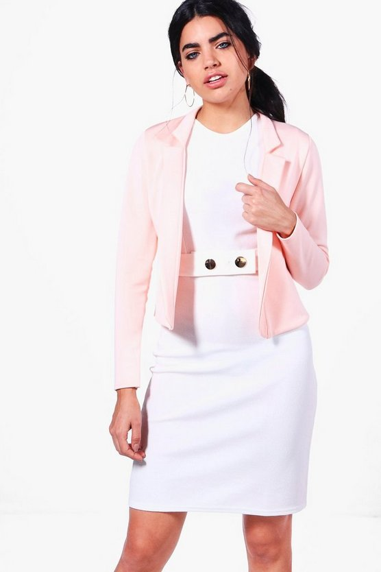 Hetty Notch Neck Blazer