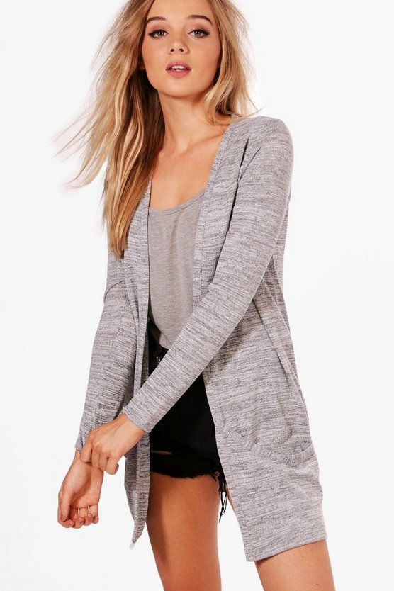 Dee Slouch Pocket Cardigan