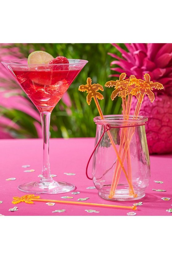 Tropical Drink Stirrers