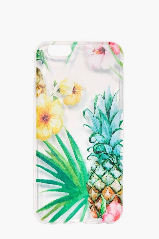 Floral Tropical iPhone 6 Case