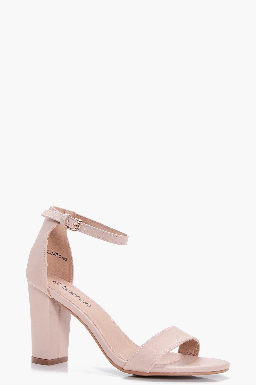 Block Heel Sandals | boohoo Australia