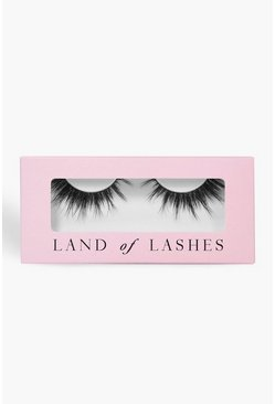 Womens Black Land Of Lashes Luxury Dramatic Lashes Miami