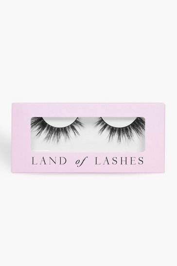Womens Black Land Of Lashes Luxury Dramatic Lashes- Allure