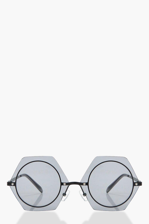 Elsa Coloured Hexagon Sunglasses. Elsa Coloured Hexagon Sunglasses. Hover  to zoom 31345e770f14