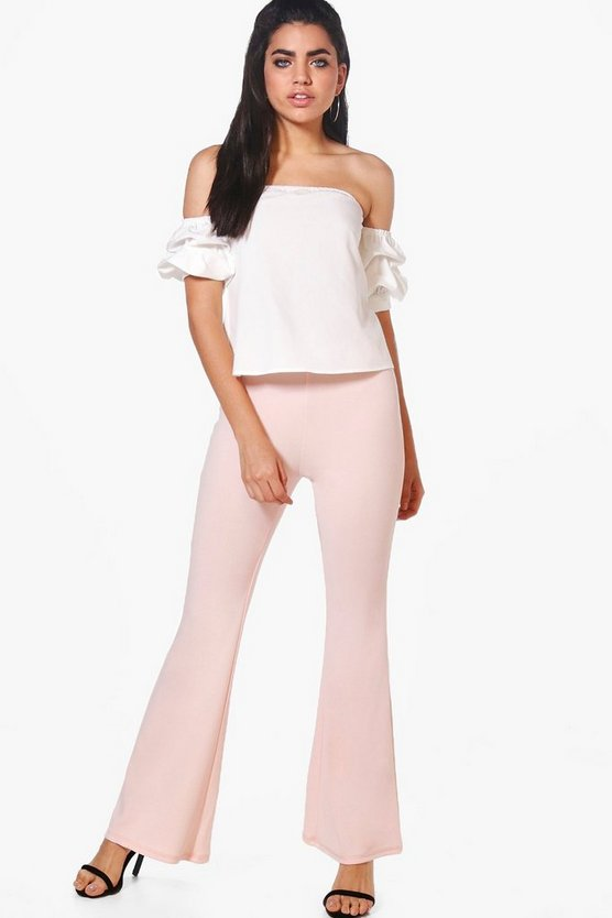 Savannah Flare Stretch Trouser