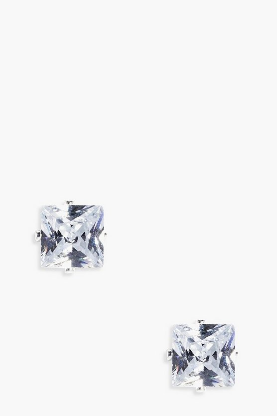 Macie Diamante Stud Earrings