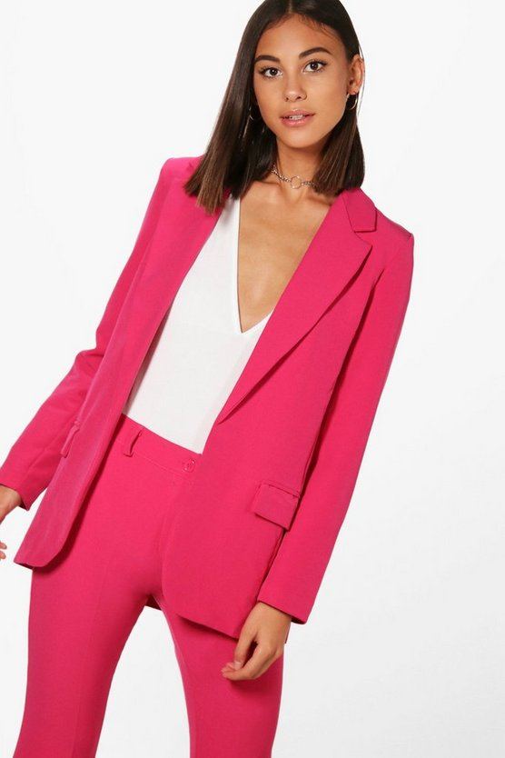Ella Premium Tailored Blazer