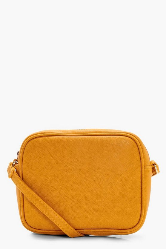 Zip Around Cross Body Bag