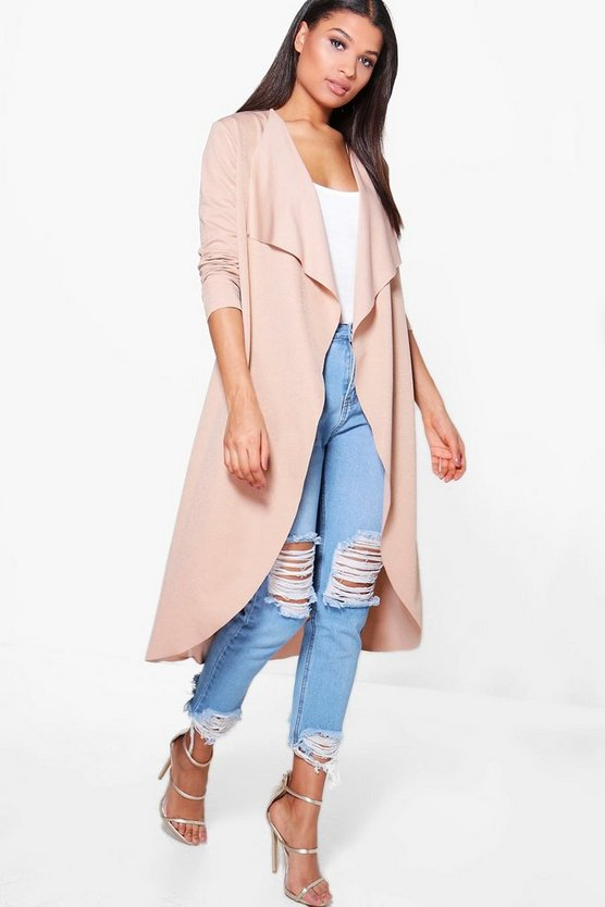 Stone Waterfall Duster