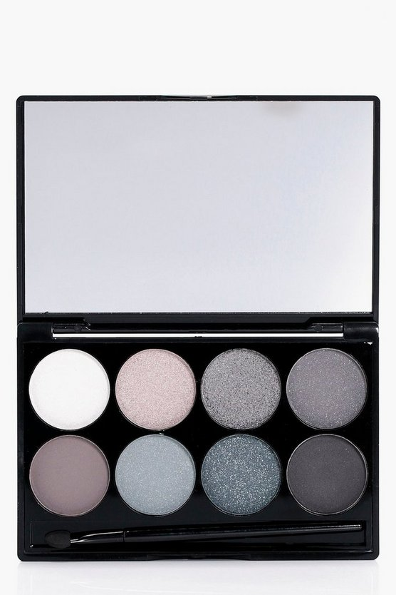 Boohoo 8 Shade Smokey Eye Palette