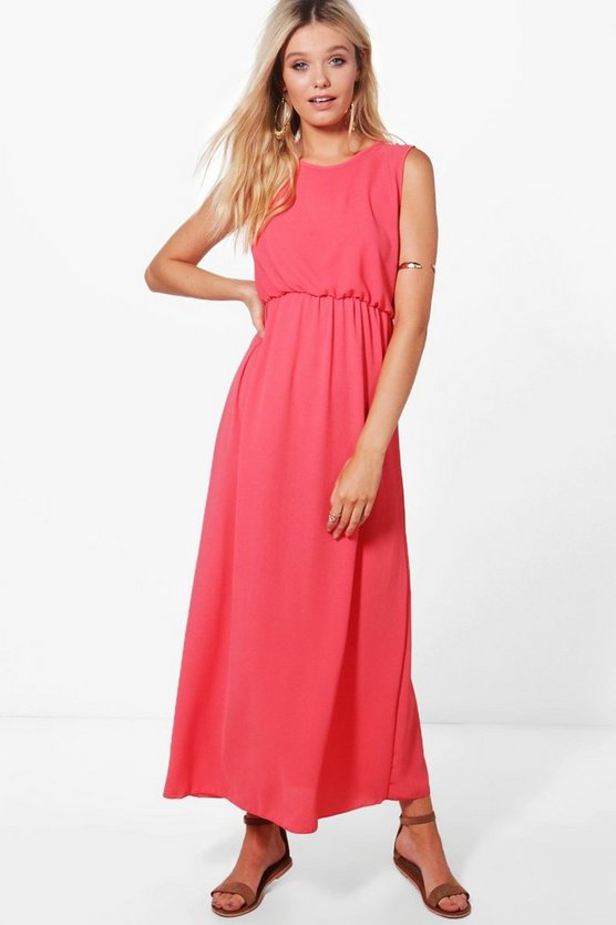 Emma Sleeveless Maxi Dress