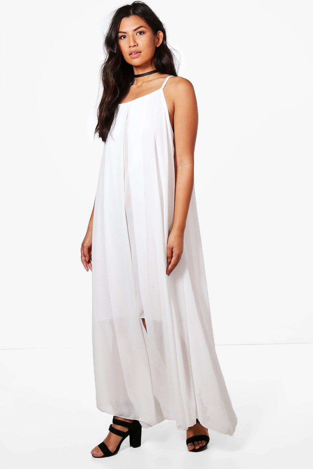 provide plenty of latest design durable service Catherine Swing Maxi Dress | Boohoo