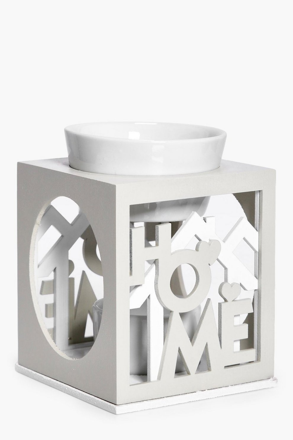 Home Oil Burner Tealight Holder | Boohoo