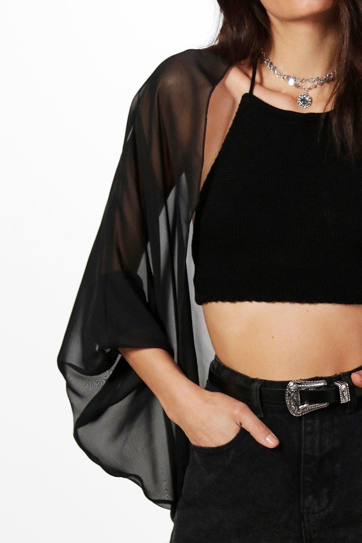 de Kimono murciélago mangas con Selecciona qHHA7Fw