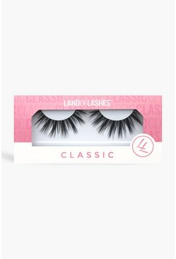 Womens Black Land Of Lashes Luxury Dramatic Lashes- Dub