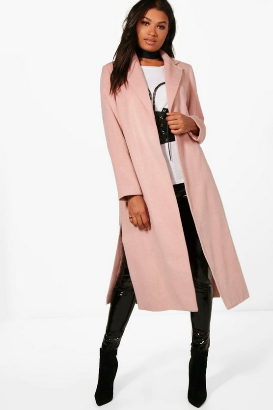 Womens Tailored Coat