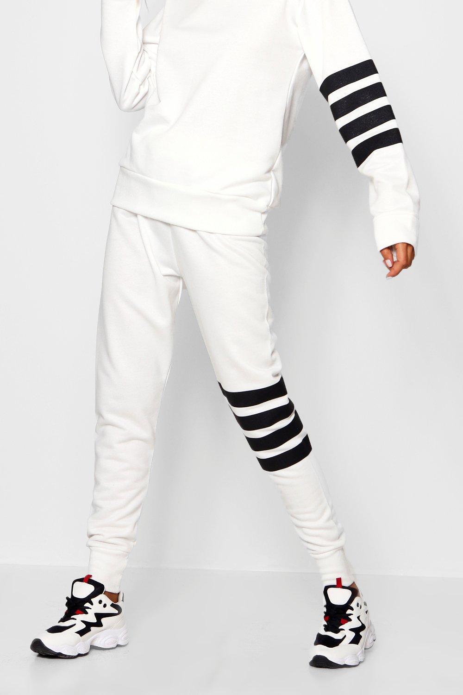 negro Pantalones Pantalones de de fit correr correr xfnYpqwF