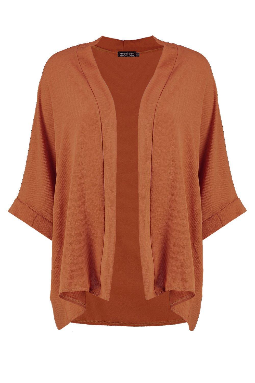 camel crepé en en crepé en Kimono Kimono Kimono camel crepé camel ww7H1aqP