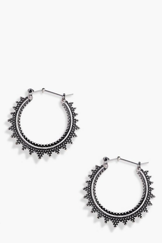 Eastern Boho Earrings