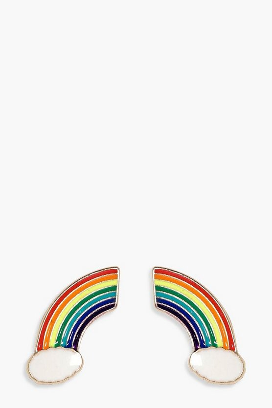 Libby Rainbow Kitsch Earrings